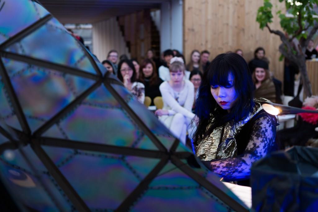 Eriko Makimura - Dome of Visions